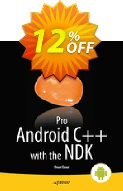 Pro Android C++ with the NDK - Cinar  Coupon, discount Pro Android C++ with the NDK (Cinar) Deal. Promotion: Pro Android C++ with the NDK (Cinar) Exclusive Easter Sale offer for iVoicesoft