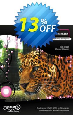 Foundation Adobe Edge Animate - Green  Coupon discount Foundation Adobe Edge Animate (Green) Deal - Foundation Adobe Edge Animate (Green) Exclusive Easter Sale offer for iVoicesoft