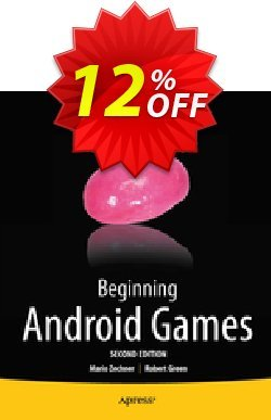 Beginning Android Games - Green  Coupon discount Beginning Android Games (Green) Deal - Beginning Android Games (Green) Exclusive Easter Sale offer for iVoicesoft