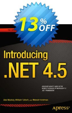 Introducing .NET 4.5 - Mackey  Coupon, discount Introducing .NET 4.5 (Mackey) Deal. Promotion: Introducing .NET 4.5 (Mackey) Exclusive Easter Sale offer for iVoicesoft