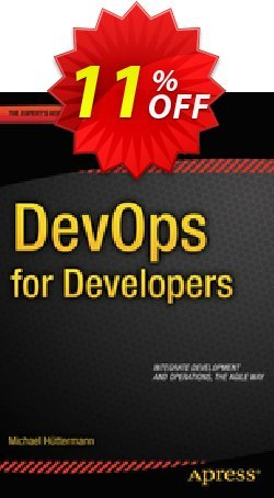 DevOps for Developers - Hüttermann  Coupon discount DevOps for Developers (Hüttermann) Deal - DevOps for Developers (Hüttermann) Exclusive Easter Sale offer for iVoicesoft