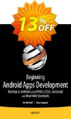 Beginning Android Web Apps Development - Westfall  Coupon discount Beginning Android Web Apps Development (Westfall) Deal - Beginning Android Web Apps Development (Westfall) Exclusive Easter Sale offer for iVoicesoft