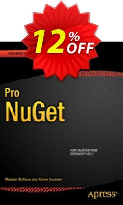 Pro NuGet - Balliauw  Coupon discount Pro NuGet (Balliauw) Deal - Pro NuGet (Balliauw) Exclusive Easter Sale offer for iVoicesoft