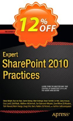 Expert SharePoint 2010 Practices - LLC  Coupon discount Expert SharePoint 2010 Practices (LLC) Deal - Expert SharePoint 2010 Practices (LLC) Exclusive Easter Sale offer for iVoicesoft