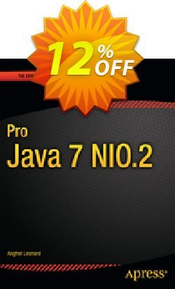Pro Java 7 NIO.2 - Leonard  Coupon, discount Pro Java 7 NIO.2 (Leonard) Deal. Promotion: Pro Java 7 NIO.2 (Leonard) Exclusive Easter Sale offer for iVoicesoft