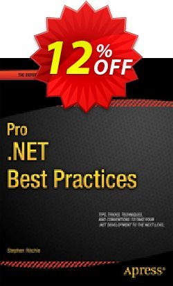 Pro .NET Best Practices - Ritchie  Coupon discount Pro .NET Best Practices (Ritchie) Deal - Pro .NET Best Practices (Ritchie) Exclusive Easter Sale offer for iVoicesoft