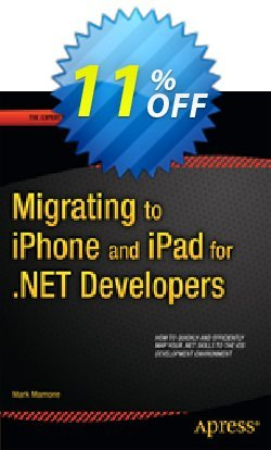 Migrating to iPhone and iPad for .NET Developers - Mamone  Coupon discount Migrating to iPhone and iPad for .NET Developers (Mamone) Deal - Migrating to iPhone and iPad for .NET Developers (Mamone) Exclusive Easter Sale offer for iVoicesoft