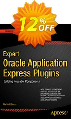 Expert Oracle Application Express Plugins - DSouza  Coupon discount Expert Oracle Application Express Plugins (DSouza) Deal - Expert Oracle Application Express Plugins (DSouza) Exclusive Easter Sale offer for iVoicesoft