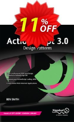 AdvancED ActionScript 3.0 - Smith  Coupon, discount AdvancED ActionScript 3.0 (Smith) Deal. Promotion: AdvancED ActionScript 3.0 (Smith) Exclusive Easter Sale offer for iVoicesoft