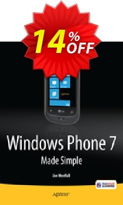 Windows Phone 7 Made Simple - Made Simple Learning  Coupon discount Windows Phone 7 Made Simple (Made Simple Learning) Deal - Windows Phone 7 Made Simple (Made Simple Learning) Exclusive Easter Sale offer for iVoicesoft