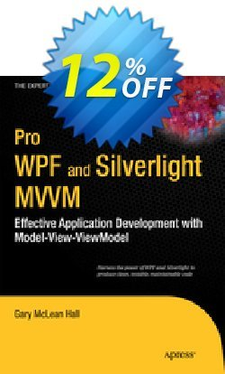 Pro WPF and Silverlight MVVM - Hall  Coupon discount Pro WPF and Silverlight MVVM (Hall) Deal - Pro WPF and Silverlight MVVM (Hall) Exclusive Easter Sale offer for iVoicesoft