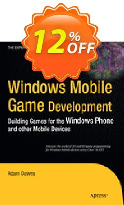 Windows Mobile Game Development - Dawes  Coupon discount Windows Mobile Game Development (Dawes) Deal - Windows Mobile Game Development (Dawes) Exclusive Easter Sale offer for iVoicesoft