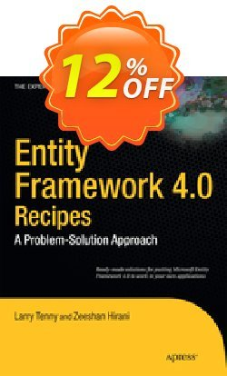 Entity Framework 4.0 Recipes - Tenny  Coupon, discount Entity Framework 4.0 Recipes (Tenny) Deal. Promotion: Entity Framework 4.0 Recipes (Tenny) Exclusive Easter Sale offer for iVoicesoft