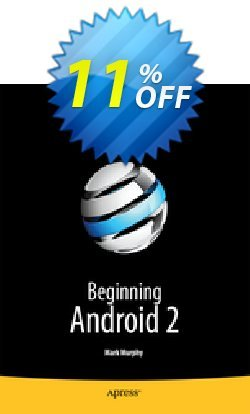 Beginning Android 2 - Murphy  Coupon discount Beginning Android 2 (Murphy) Deal - Beginning Android 2 (Murphy) Exclusive Easter Sale offer for iVoicesoft