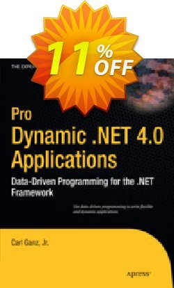 Pro Dynamic .NET 4.0 Applications - Ganz  Coupon discount Pro Dynamic .NET 4.0 Applications (Ganz) Deal - Pro Dynamic .NET 4.0 Applications (Ganz) Exclusive Easter Sale offer for iVoicesoft