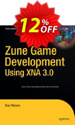 Zune Game Development using XNA 3.0 - Waters  Coupon, discount Zune Game Development using XNA 3.0 (Waters) Deal. Promotion: Zune Game Development using XNA 3.0 (Waters) Exclusive Easter Sale offer for iVoicesoft