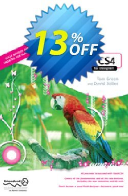 Foundation Flash CS4 for Designers - Green  Coupon, discount Foundation Flash CS4 for Designers (Green) Deal. Promotion: Foundation Flash CS4 for Designers (Green) Exclusive Easter Sale offer for iVoicesoft