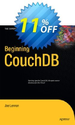 Beginning CouchDB - Lennon  Coupon discount Beginning CouchDB (Lennon) Deal - Beginning CouchDB (Lennon) Exclusive Easter Sale offer for iVoicesoft
