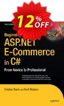 Beginning ASP.NET E-Commerce in C# - Watson  Coupon discount Beginning ASP.NET E-Commerce in C# (Watson) Deal - Beginning ASP.NET E-Commerce in C# (Watson) Exclusive Easter Sale offer for iVoicesoft