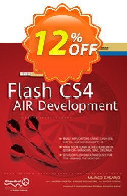 The Essential Guide to Flash CS4 AIR Development - Casario  Coupon, discount The Essential Guide to Flash CS4 AIR Development (Casario) Deal. Promotion: The Essential Guide to Flash CS4 AIR Development (Casario) Exclusive Easter Sale offer for iVoicesoft