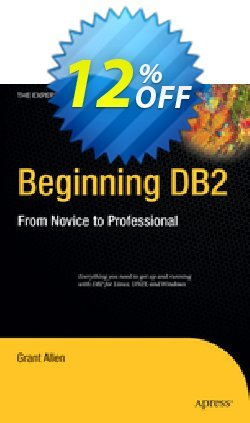 Beginning DB2 - Allen  Coupon discount Beginning DB2 (Allen) Deal - Beginning DB2 (Allen) Exclusive Easter Sale offer for iVoicesoft