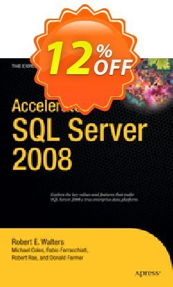 Accelerated SQL Server 2008 - Coles  Coupon discount Accelerated SQL Server 2008 (Coles) Deal - Accelerated SQL Server 2008 (Coles) Exclusive Easter Sale offer for iVoicesoft