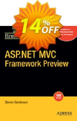 ASP.NET MVC Framework Preview - Sanderson  Coupon, discount ASP.NET MVC Framework Preview (Sanderson) Deal. Promotion: ASP.NET MVC Framework Preview (Sanderson) Exclusive Easter Sale offer for iVoicesoft