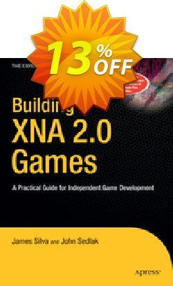 Building XNA 2.0 Games - Sedlak  Coupon, discount Building XNA 2.0 Games (Sedlak) Deal. Promotion: Building XNA 2.0 Games (Sedlak) Exclusive Easter Sale offer for iVoicesoft