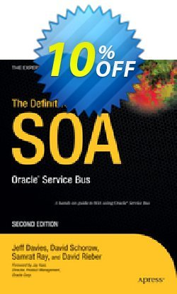 The Definitive Guide to SOA - Schorow  Coupon discount The Definitive Guide to SOA (Schorow) Deal - The Definitive Guide to SOA (Schorow) Exclusive Easter Sale offer for iVoicesoft