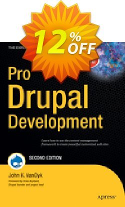Pro Drupal Development - VanDyk  Coupon discount Pro Drupal Development (VanDyk) Deal - Pro Drupal Development (VanDyk) Exclusive Easter Sale offer for iVoicesoft