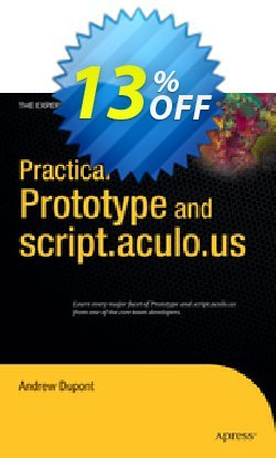 Practical Prototype and script.aculo.us - Dupont  Coupon, discount Practical Prototype and script.aculo.us (Dupont) Deal. Promotion: Practical Prototype and script.aculo.us (Dupont) Exclusive Easter Sale offer for iVoicesoft