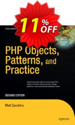 PHP Objects, Patterns, and Practice - Zandstra  Coupon discount PHP Objects, Patterns, and Practice (Zandstra) Deal - PHP Objects, Patterns, and Practice (Zandstra) Exclusive Easter Sale offer for iVoicesoft