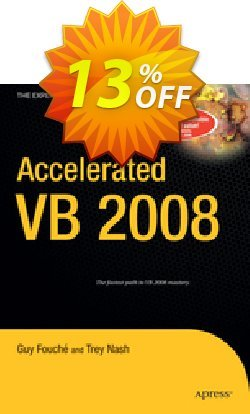 Accelerated VB 2008 - Nash  Coupon discount Accelerated VB 2008 (Nash) Deal - Accelerated VB 2008 (Nash) Exclusive Easter Sale offer for iVoicesoft