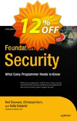 Foundations of Security - Kern  Coupon, discount Foundations of Security (Kern) Deal. Promotion: Foundations of Security (Kern) Exclusive Easter Sale offer for iVoicesoft