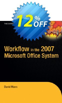 Workflow in the 2007 Microsoft Office System - Mann  Coupon discount Workflow in the 2007 Microsoft Office System (Mann) Deal - Workflow in the 2007 Microsoft Office System (Mann) Exclusive Easter Sale offer for iVoicesoft