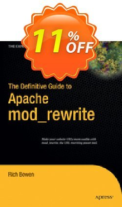 The Definitive Guide to Apache mod_rewrite - Bowen  Coupon, discount The Definitive Guide to Apache mod_rewrite (Bowen) Deal. Promotion: The Definitive Guide to Apache mod_rewrite (Bowen) Exclusive Easter Sale offer for iVoicesoft