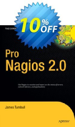 Pro Nagios 2.0 - Turnbull  Coupon, discount Pro Nagios 2.0 (Turnbull) Deal. Promotion: Pro Nagios 2.0 (Turnbull) Exclusive Easter Sale offer for iVoicesoft