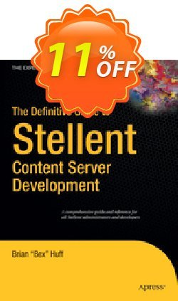 The Definitive Guide to Stellent Content Server Development - Huff  Coupon discount The Definitive Guide to Stellent Content Server Development (Huff) Deal - The Definitive Guide to Stellent Content Server Development (Huff) Exclusive Easter Sale offer for iVoicesoft