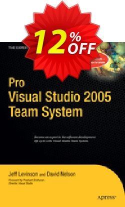 Pro Visual Studio 2005 Team System - Levinson  Coupon discount Pro Visual Studio 2005 Team System (Levinson) Deal - Pro Visual Studio 2005 Team System (Levinson) Exclusive Easter Sale offer for iVoicesoft