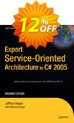 Expert Service-Oriented Architecture in C# 2005 - Duran  Coupon discount Expert Service-Oriented Architecture in C# 2005 (Duran) Deal - Expert Service-Oriented Architecture in C# 2005 (Duran) Exclusive Easter Sale offer for iVoicesoft