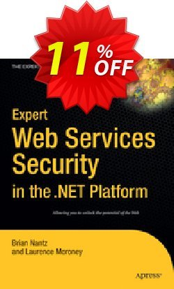 Expert Web Services Security in the .NET Platform - Moroney  Coupon discount Expert Web Services Security in the .NET Platform (Moroney) Deal - Expert Web Services Security in the .NET Platform (Moroney) Exclusive Easter Sale offer for iVoicesoft