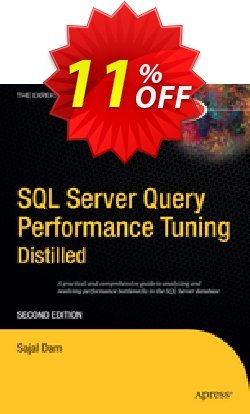 SQL Server Query Performance Tuning Distilled - Dam  Coupon discount SQL Server Query Performance Tuning Distilled (Dam) Deal - SQL Server Query Performance Tuning Distilled (Dam) Exclusive Easter Sale offer for iVoicesoft
