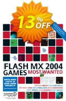 Flash MX 2004 Games Most Wanted - Bhangal  Coupon discount Flash MX 2004 Games Most Wanted (Bhangal) Deal - Flash MX 2004 Games Most Wanted (Bhangal) Exclusive Easter Sale offer for iVoicesoft