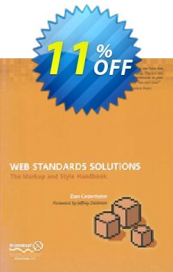 Web Standards Solutions - Cederholm  Coupon discount Web Standards Solutions (Cederholm) Deal - Web Standards Solutions (Cederholm) Exclusive Easter Sale offer for iVoicesoft