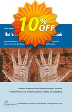 The Web Professional's Handbook - Bordash  Coupon, discount The Web Professional's Handbook (Bordash) Deal. Promotion: The Web Professional's Handbook (Bordash) Exclusive Easter Sale offer for iVoicesoft