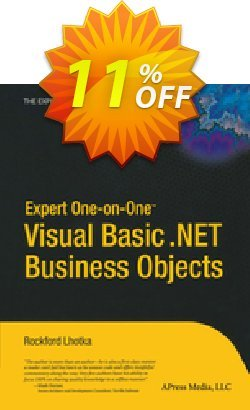 Expert One-on-One Visual Basic .NET Business Objects - Lhotka  Coupon discount Expert One-on-One Visual Basic .NET Business Objects (Lhotka) Deal - Expert One-on-One Visual Basic .NET Business Objects (Lhotka) Exclusive Easter Sale offer for iVoicesoft