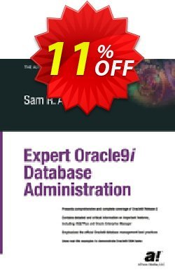 Expert Oracle9i Database Administration - Alapati  Coupon discount Expert Oracle9i Database Administration (Alapati) Deal - Expert Oracle9i Database Administration (Alapati) Exclusive Easter Sale offer for iVoicesoft
