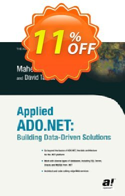Applied ADO.NET - Talbot  Coupon discount Applied ADO.NET (Talbot) Deal - Applied ADO.NET (Talbot) Exclusive Easter Sale offer for iVoicesoft