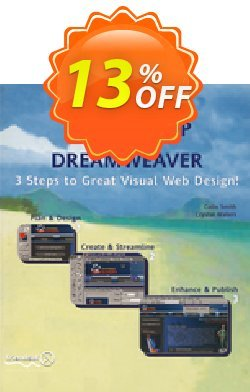 From Photoshop to Dreamweaver - Smith  Coupon, discount From Photoshop to Dreamweaver (Smith) Deal. Promotion: From Photoshop to Dreamweaver (Smith) Exclusive Easter Sale offer for iVoicesoft