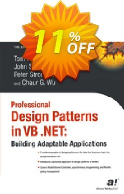 Professional Design Patterns in VB .NET - Wu  Coupon discount Professional Design Patterns in VB .NET (Wu) Deal - Professional Design Patterns in VB .NET (Wu) Exclusive Easter Sale offer for iVoicesoft